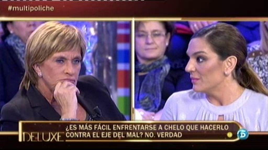 """Raquel Bollo: """"Chelo me defrauda y al final parece que yo la he machacado"""""""