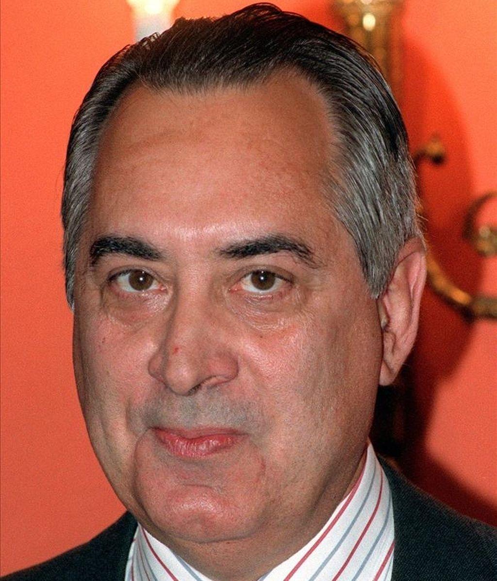 El economista José Terceiro. EFE/Archivo