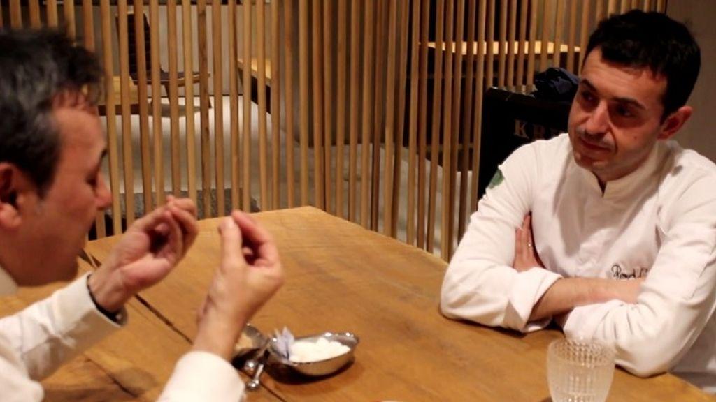 Ricar Camarena y la armonía gastronómica