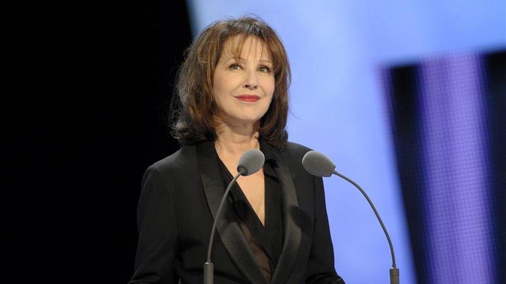 La actriz francesa Nathalie Baye. EFE/Archivo