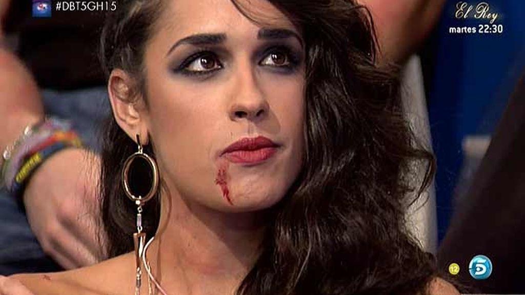 """Lucía, sobre Luis: """"¿Llama """"maltratador"""" a Omar y quiere que le ponga buena cara?"""""""