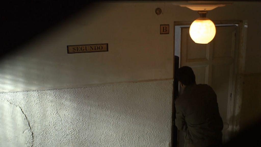 Gabinete de expertos: una sombra no me deja abrir la puerta