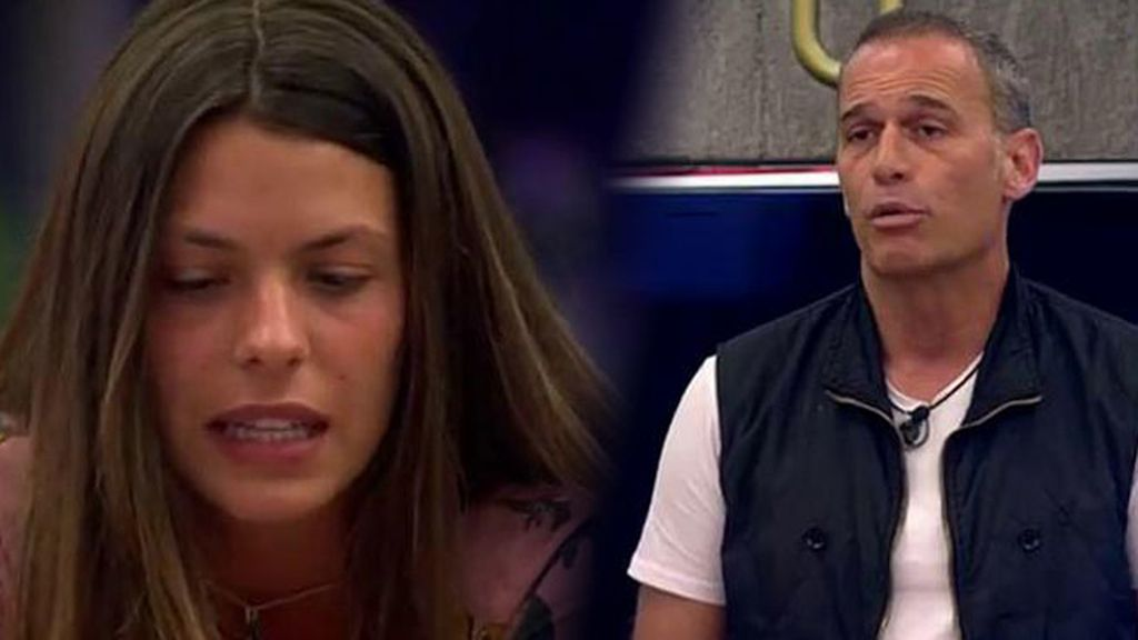 """Laura M. y Carlos se enzarzan en los contra alegatos: """"Te crees que eres algo y no eres nada"""""""