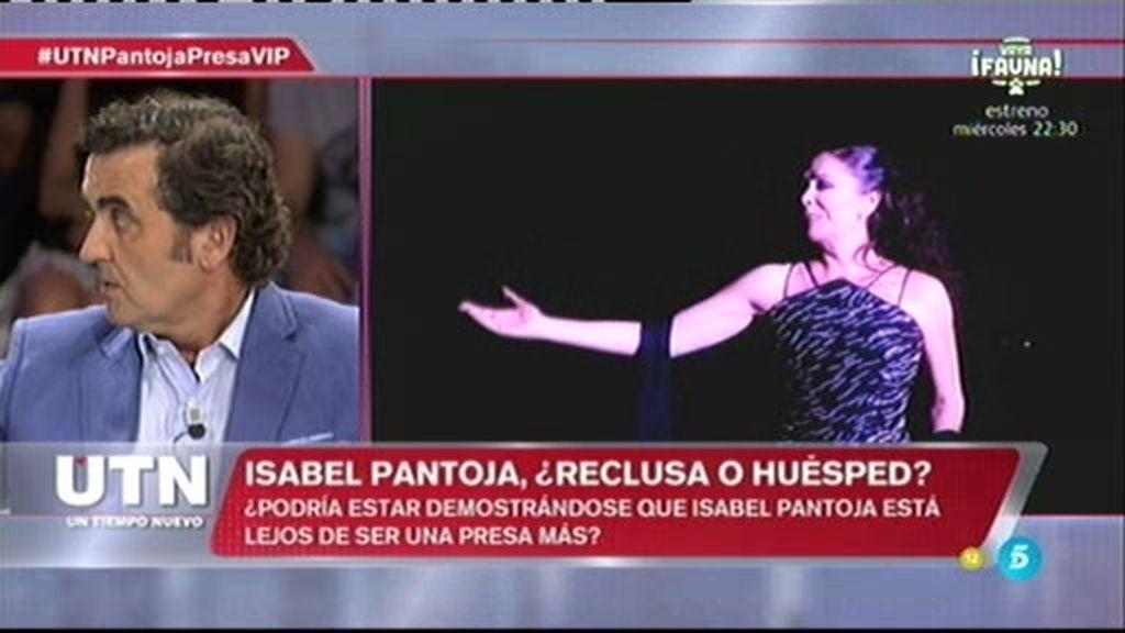 """Antonio Montero: """"Isabel Pantoja está destrozada…le están haciendo unos análisis"""""""