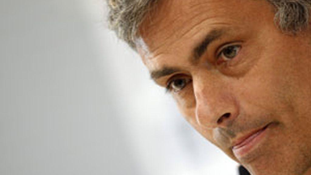 Mourinho en una imagen de archivo. Foto: Reuters
