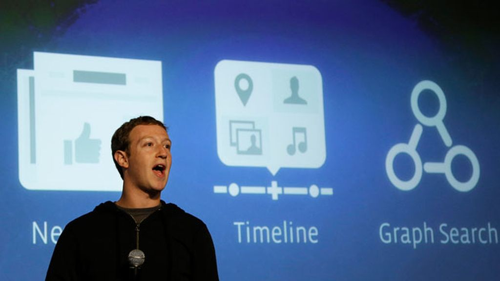 Zuckerberg anuncia el lanzamiento de 'Graph Search'