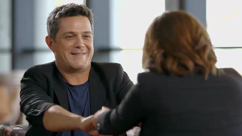 Charla íntegra con Alejandro Sanz