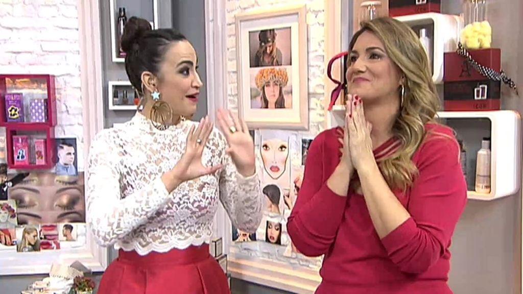 """Carlota Corredera, muy emocionada con Cristina: """"Me cambiaste la vida"""""""