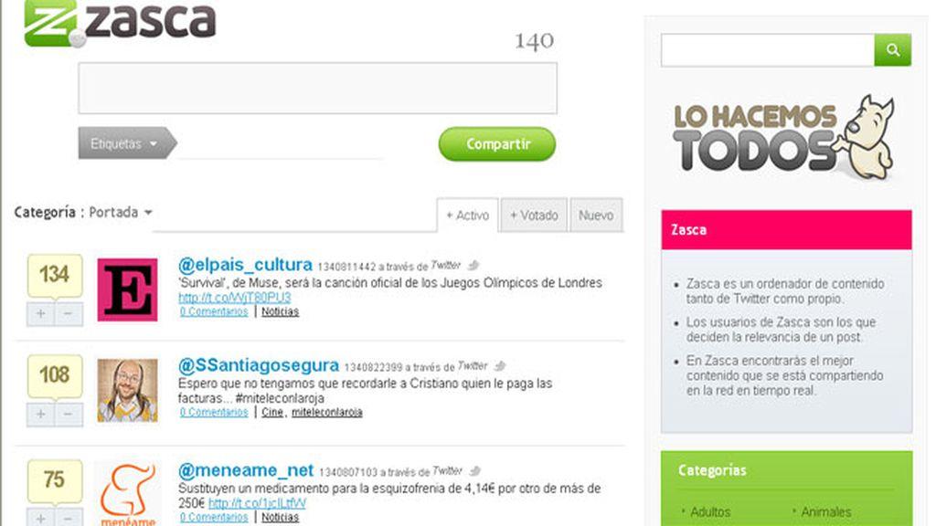 Vagos.es se convierte en Zasca.com
