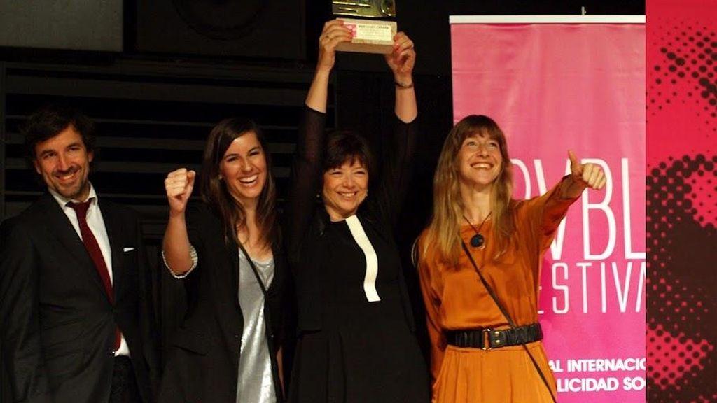 Entrega de premios del Publifestival