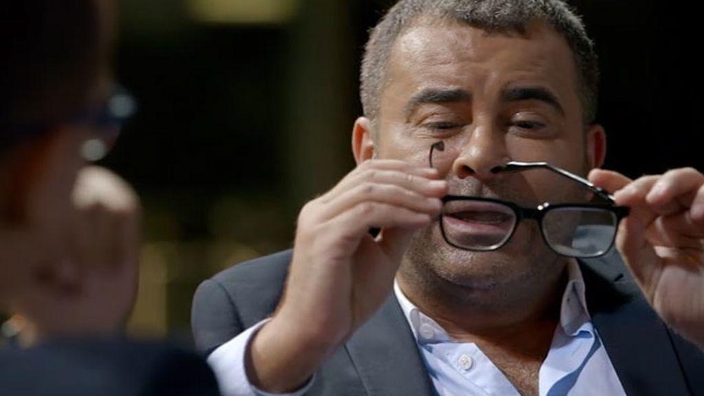 """Jorge Javier Vázquez: """"Llevo gafas que no están graduadas, por empeño de Vasile"""""""