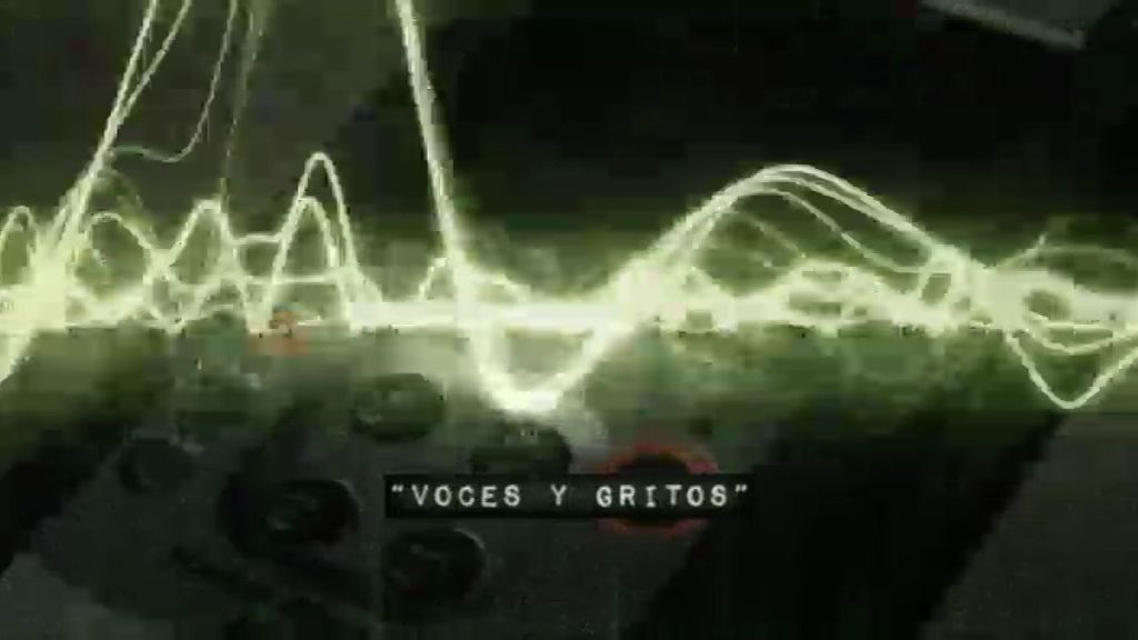 Así suenan las psicofonías de la facultad de Córdoba