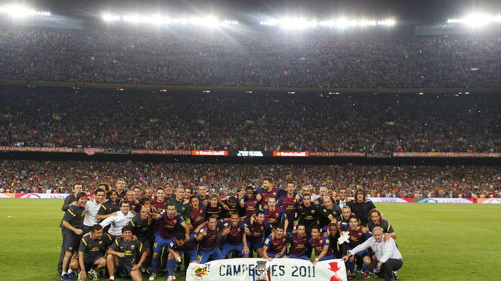 El primer título de la temporada