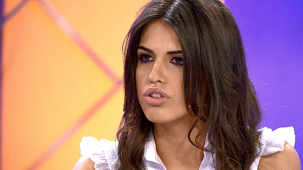 """Sofía, sobre Suso: """"No pasó nada porque no tiene la materia prima suficiente"""""""