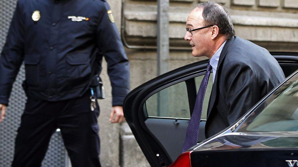 El Gobernador del Banco de España comaprece ante la Audiencia Nacional por el caso Bankia