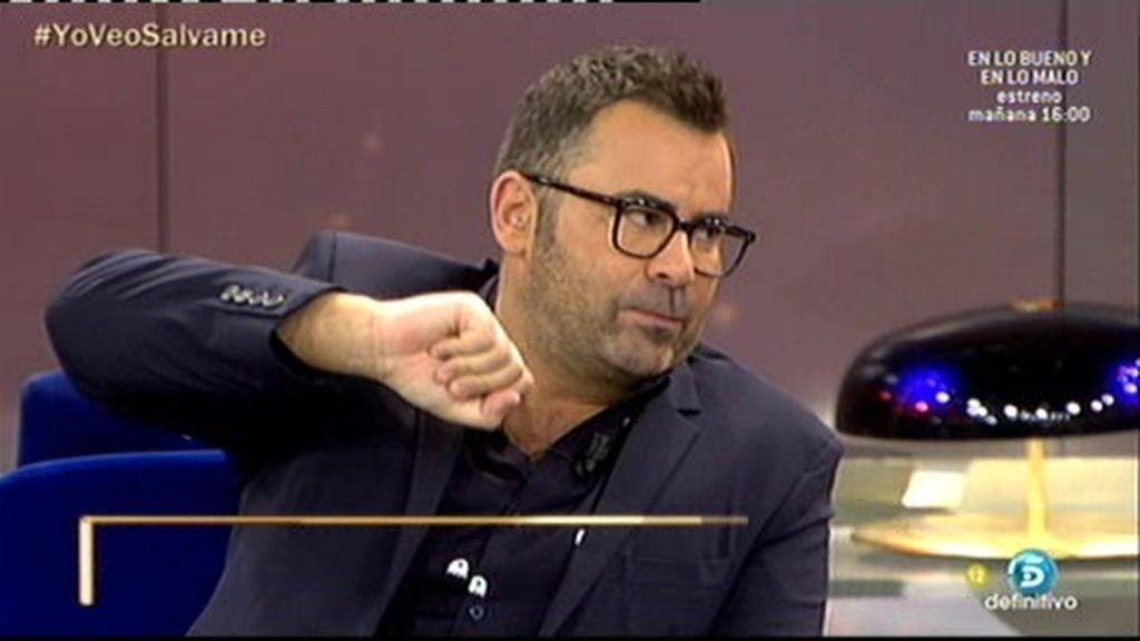 """J. J. Vázquez: """"Creo que Antonio quiere a Alba pero no quiere vivir con ella"""""""
