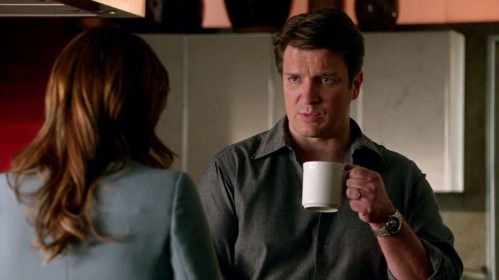 Castle tiene una señal secreta para decir en público a Beckett que la quiere