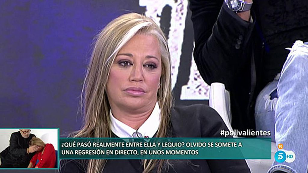 """Belén Esteban: """"Carmen Bazán ha dicho cosas muy feas de Jesulín y la Campanario"""""""
