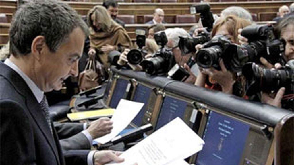 La reforma constitucional inicia el camino para su aprobación exprés. Video: ATLAS
