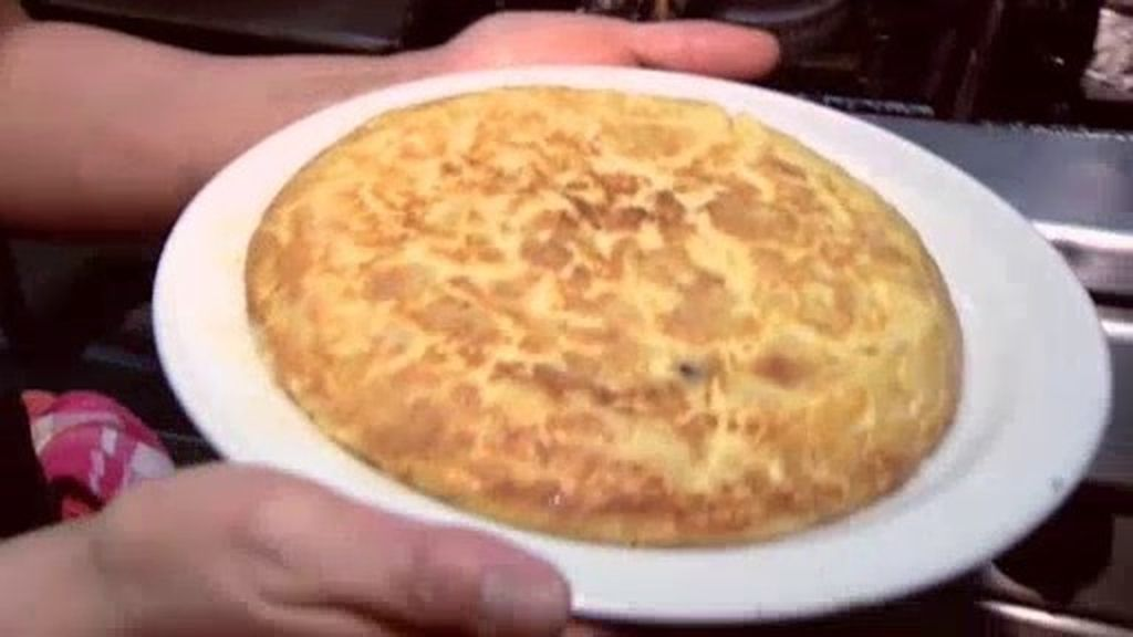 La receta de la Bodega de Ardosa: la tortilla de patata
