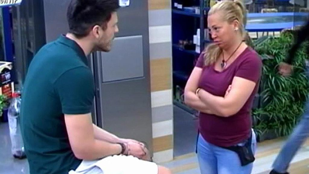 """Belén Esteban, a Fede después de la fiesta: """"No me gusta cómo hablas a Ylenia"""""""