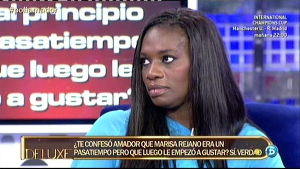 """Carolina: """"Marisa truncó la reconciliación entre Amador y Rosa"""""""