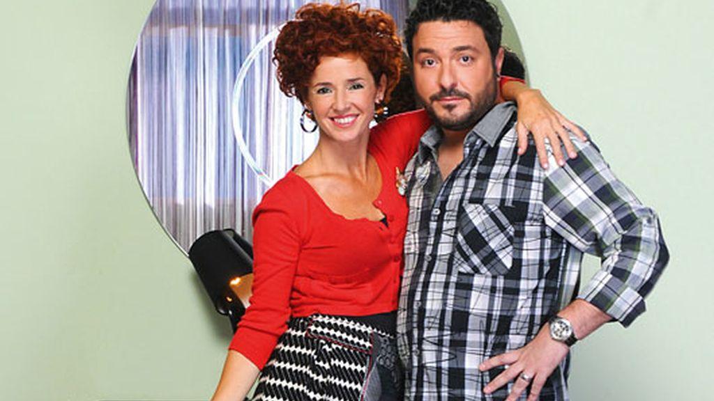 Marta y Andrés