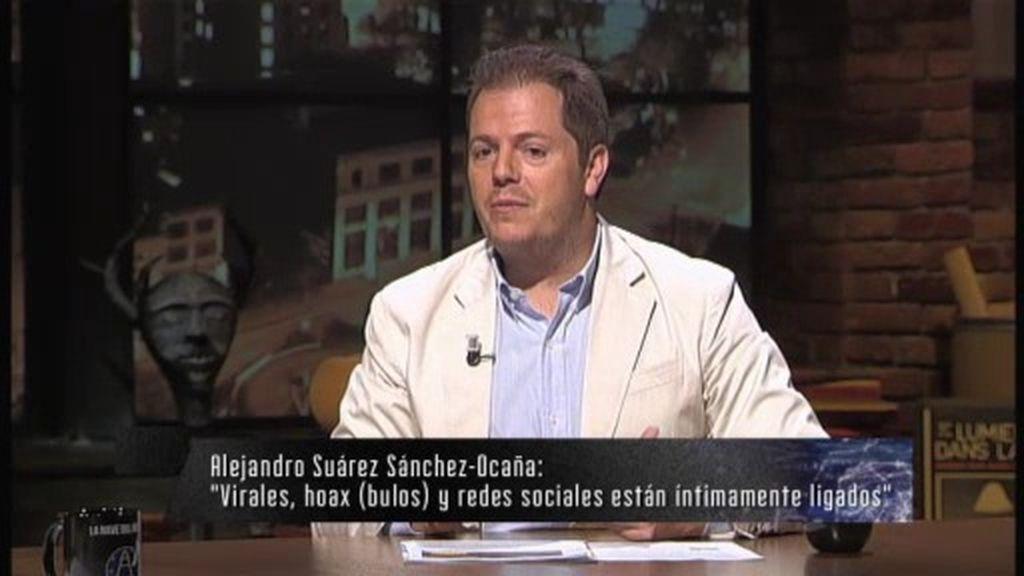 """Alejandro Suárez: """"Sin redes sociales sería difícil que hubiera viralidad"""""""