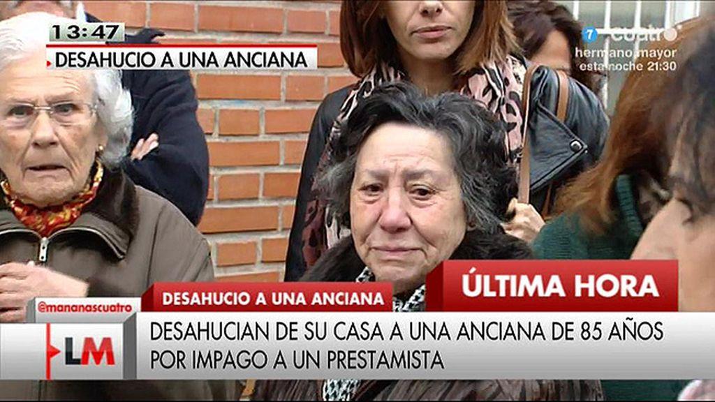 """Sor Lucía, sobre el desalojo de una mujer: """"España, como Estado, ha fracasado"""""""