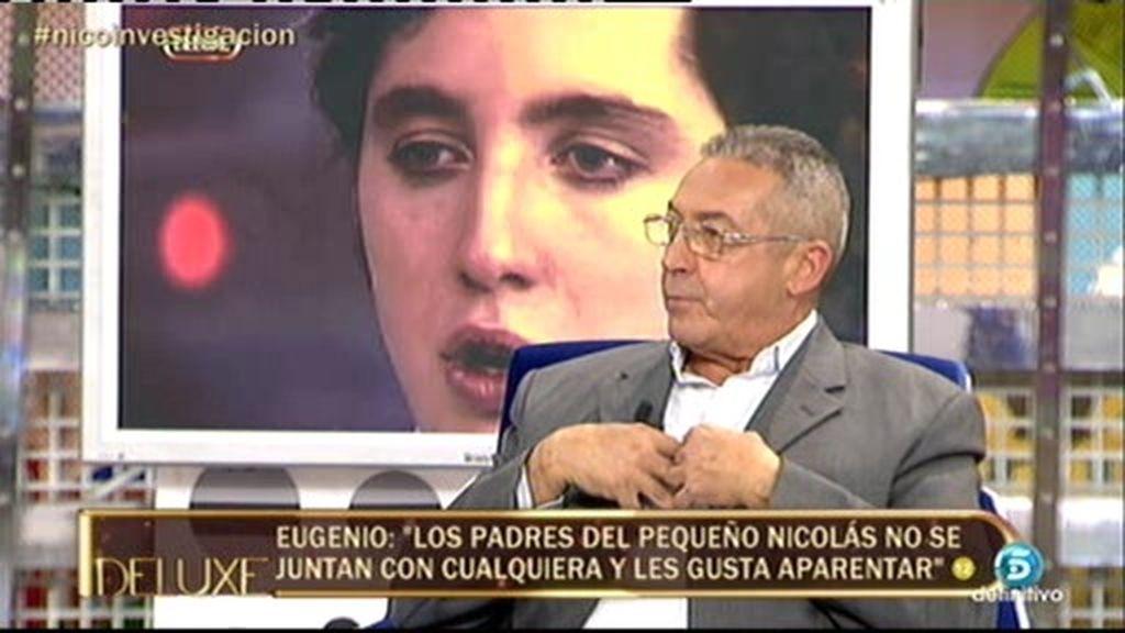 """Eugenio: """"Creo que los padres podían haber influenciado a Francisco Nicolás"""""""