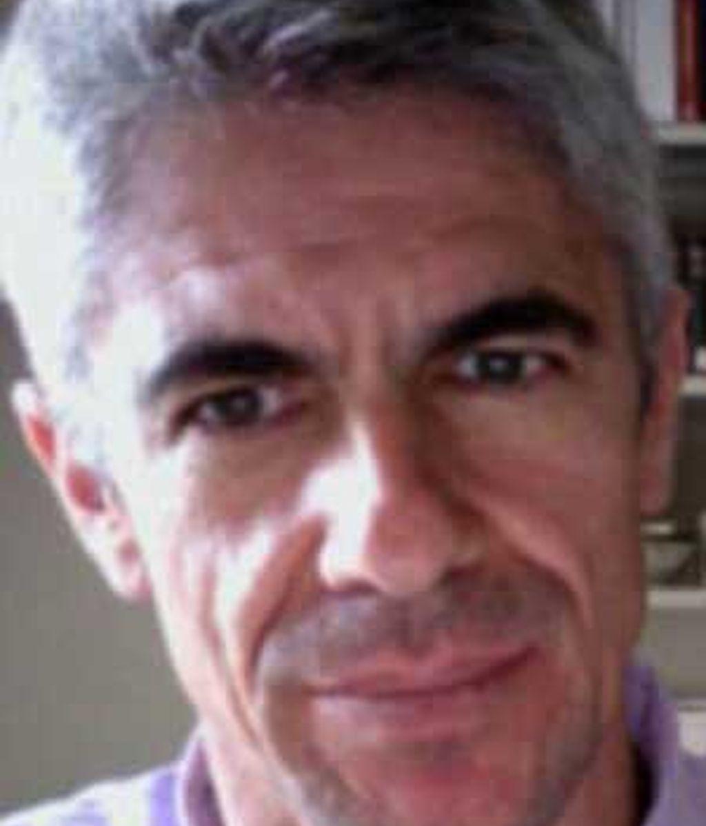 El profesor Antonio Calvo.