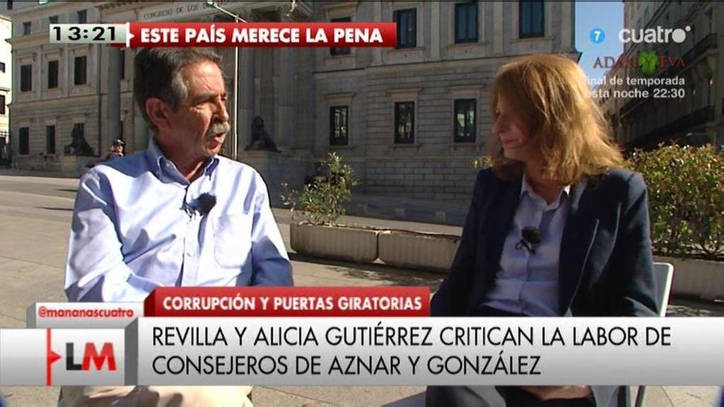 """M.A. Revilla: """"A Urdangarín le miran la sangre y le sale un gen egoísta del 98%"""""""