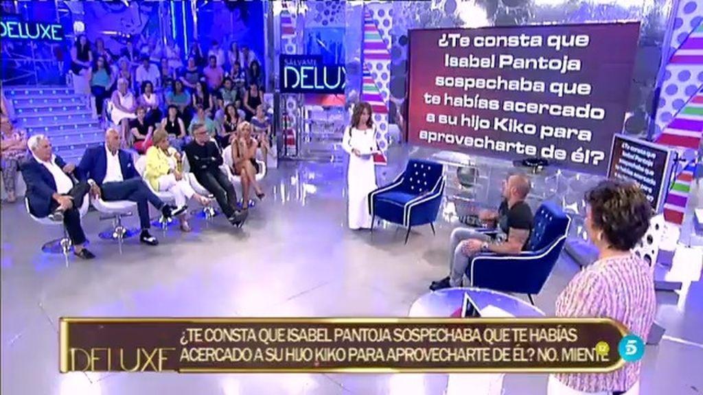 Rafa Mora le ha prestado dinero a Kiko Rivera, según el 'Poli Deluxe'
