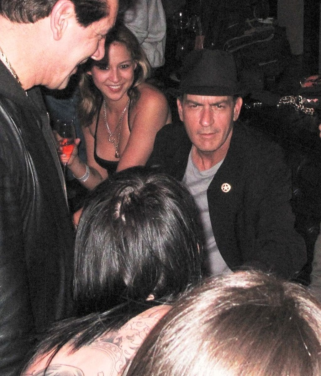 Charlie Sheen vuelve a Las Vegas