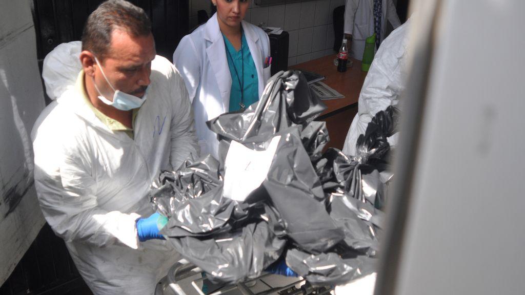 Bolsas con restos humanos Jalisco