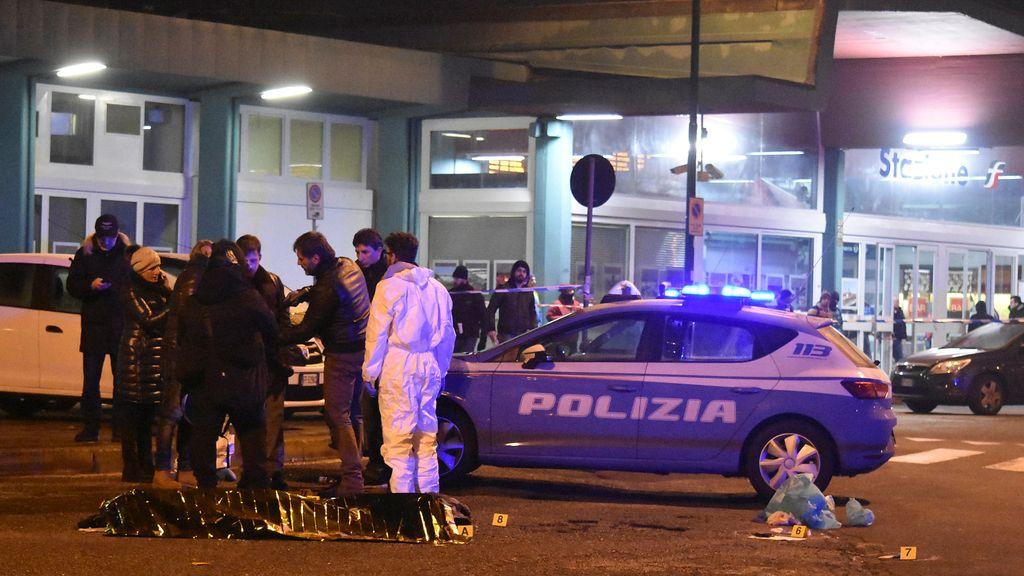 Polémica en Italia por desvelar la identidad de los agentes que han matado a Amri