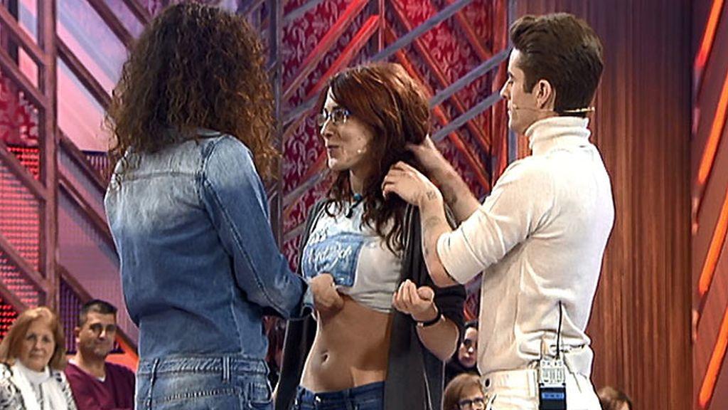 El cambio 'sexy' exprés de Fátima