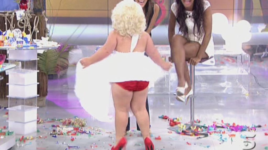 ¡Chiqui-Marilyn felicita a Kiko H.!