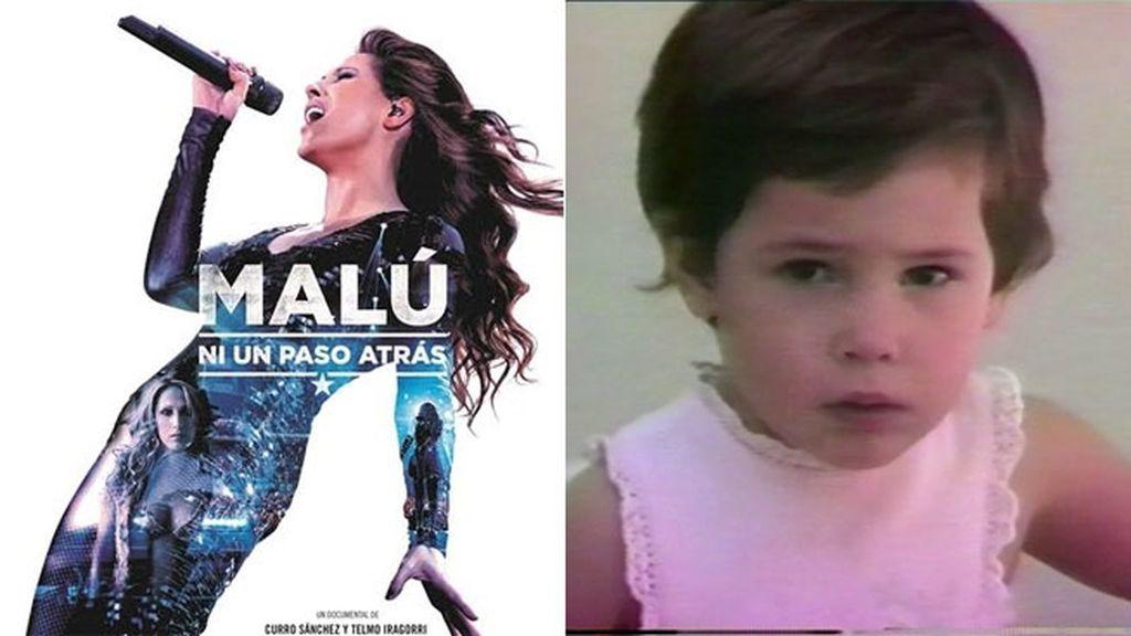 De niña, a adicta al escenario con miedos y pasión: lo que no sabíamos de Malú