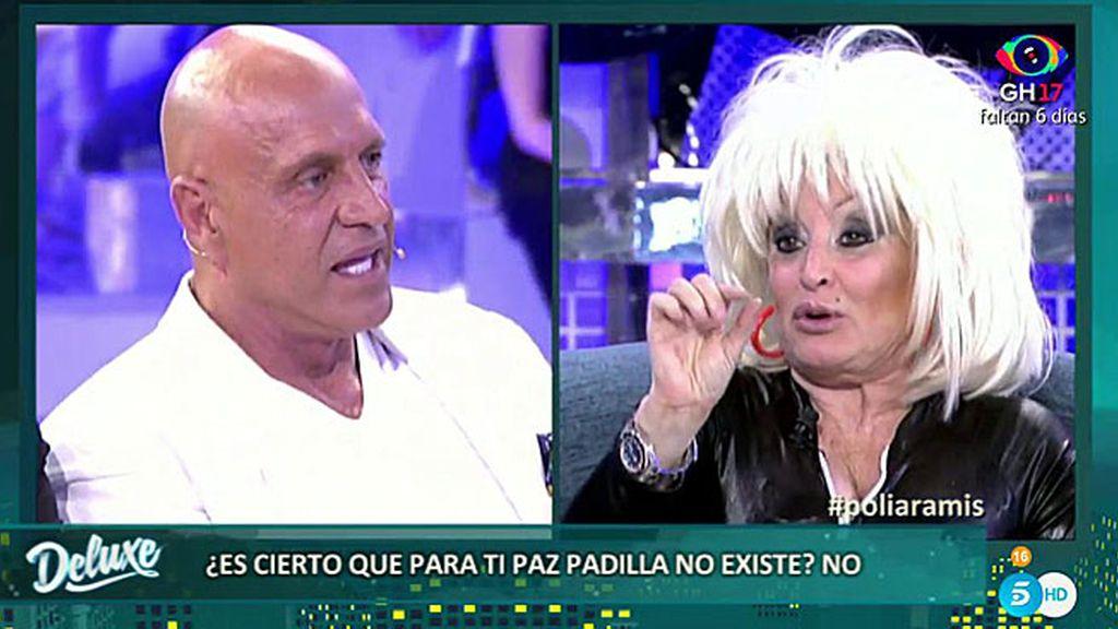 "Aramis le lanza una maldición a Kiko Matamoros: ""No se te va a volver a levantar"""