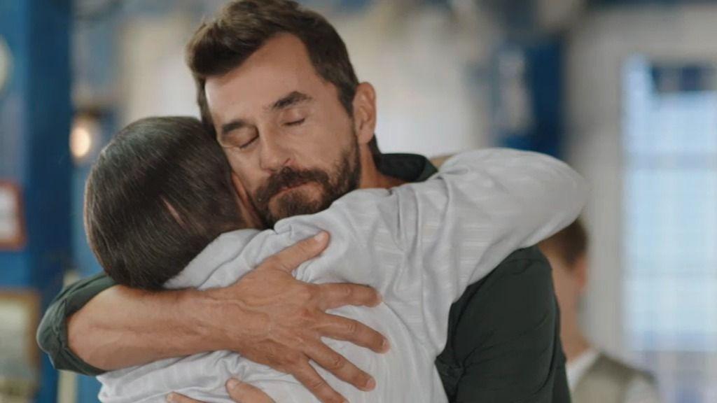 Sergi Roca confiesa su secreto y Pepe descubre que es su verdadero padre