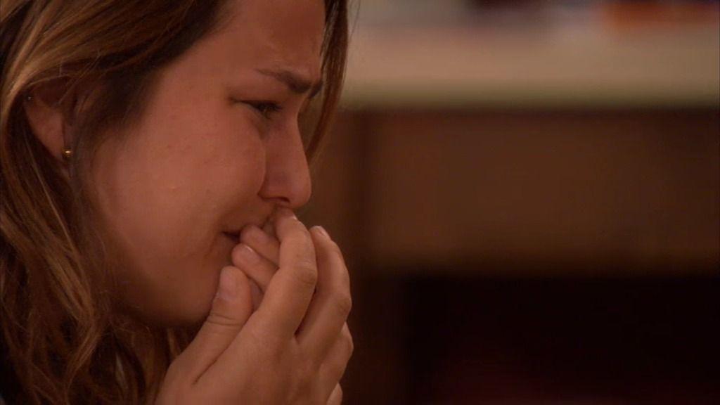 Lucía se arriesga y se declara a Sergio Feo... ¡pero él la rechaza!