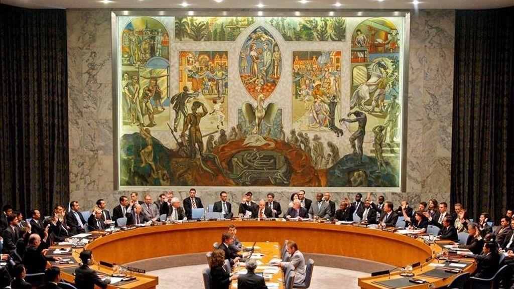 Los quince miembros del máximo órgano internacional de seguridad votaron a favor de ampliar el mandato de la UNMIS hasta el próximo 9 de julio. EFE/Archivo