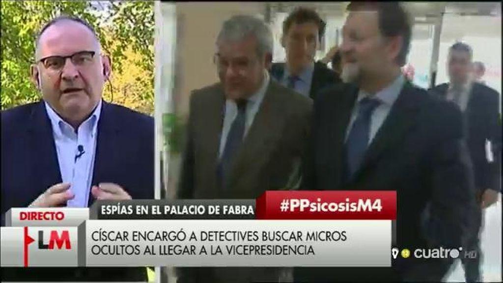 """Losada: """"Lo de los espías del PP valenciano es Harry el Sucio en estado puro"""""""
