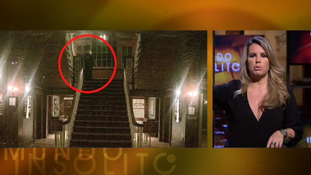Mundo Insólito: Encuentran la figura de una mujer en el misterioso hotel Stanley