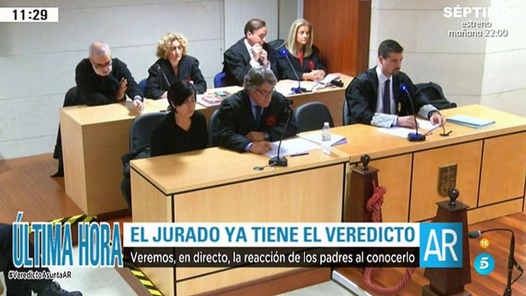 Rosario Porto y Alfonso Basterra declarados culpables del asesinato de su hija