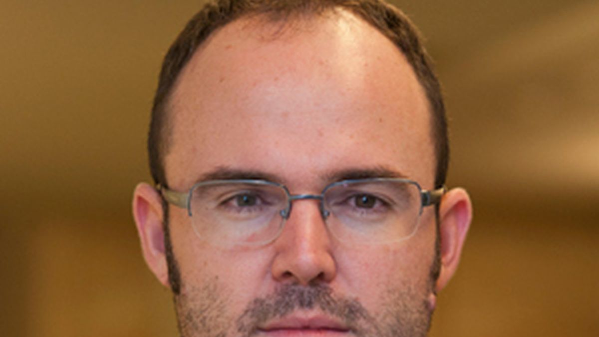 Leandro Pérez Miguel, codirector del Congreso Iberoamericano iRedes que se celebra en Burgos