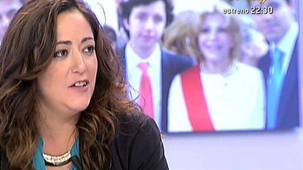 """P. López: """"Nicolás fue invitado al balcón de Génova por una persona cercana a Rajoy"""""""