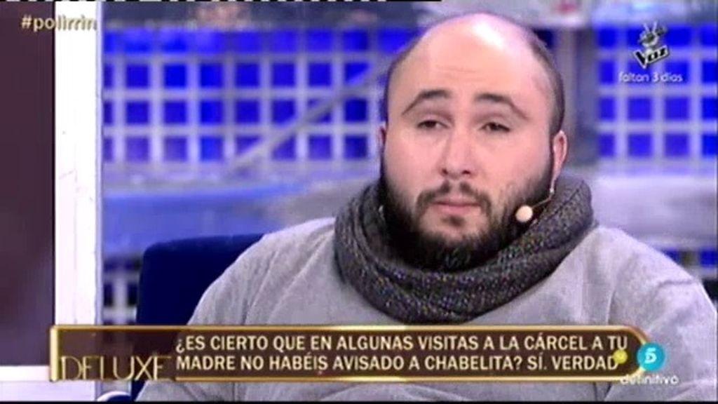 Kiko Rivera afirma que le dio un bofetón a Chabelita cuando dijo que no eran su familia