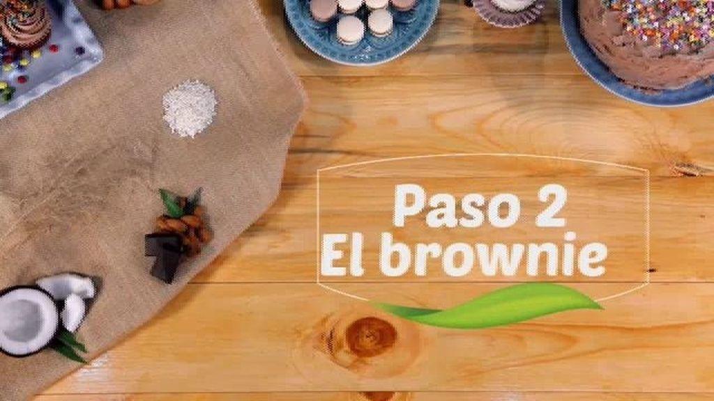 Paso 2. El Brownie